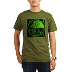 Radar2 Organic Men's T-Shirt (dark)