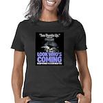 Look Whos Coming in Septem Women's Classic T-Shirt