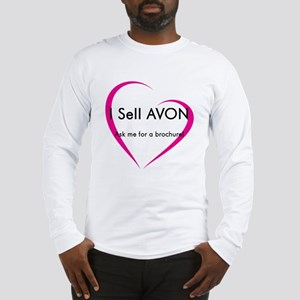 Avon Lady Long Sleeve T-Shirt