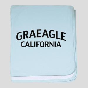 Graeagle California baby blanket