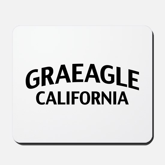 Graeagle California Mousepad