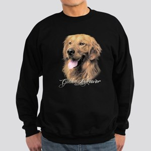 Golden Retriever Sweatshirt (dark)