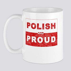Polish and Proud Mug