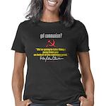 Got Communism trsp Women's Classic T-Shirt