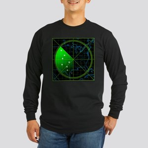 Radar3 Long Sleeve Dark T-Shirt