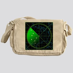 Radar3 Messenger Bag