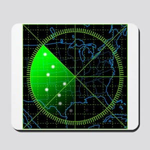 Radar3 Mousepad