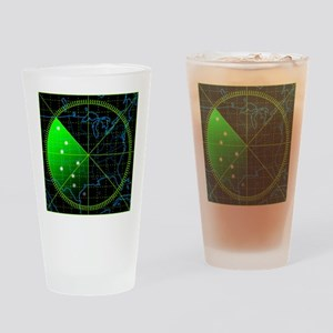 Radar3 Drinking Glass
