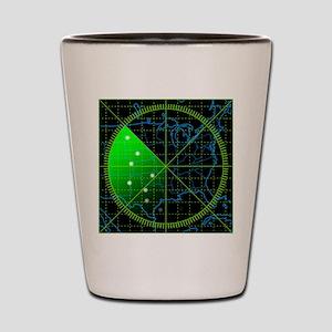 Radar3 Shot Glass