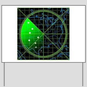 Radar3 Yard Sign