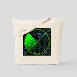 Radar3 Tote Bag