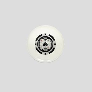 Casino Chip Mini Button