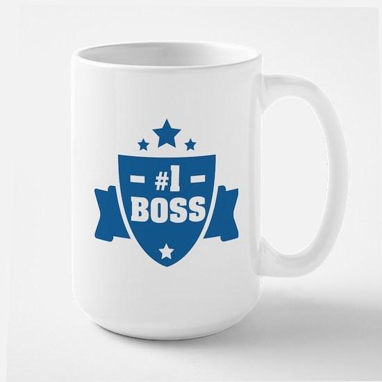 NR 1 BOSS Large Mug