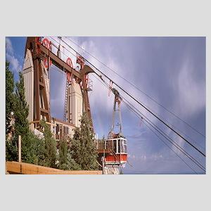 New Mexico, Albuquerque, Sandia Crest, Cable car a
