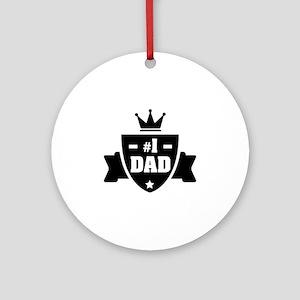NR 1 DAD Ornament (Round)