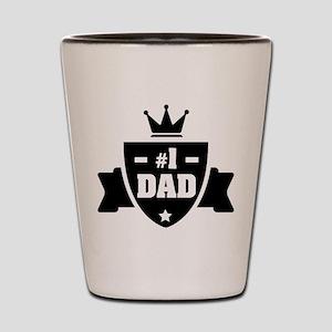 NR 1 DAD Shot Glass
