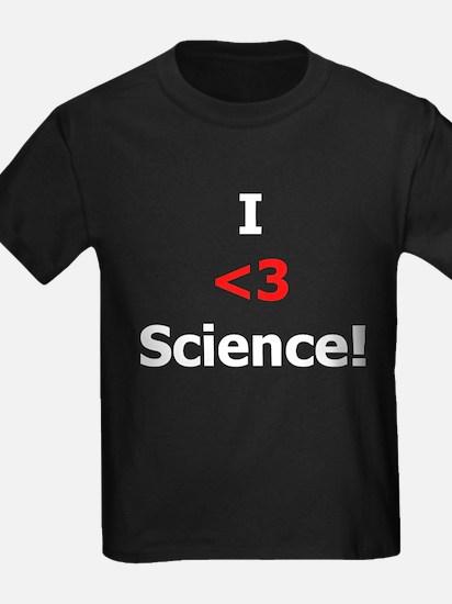 I (Heart/Love) Science! T