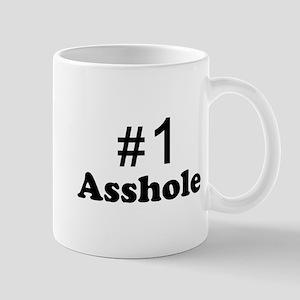 NR 1 ASSHOLE Mug