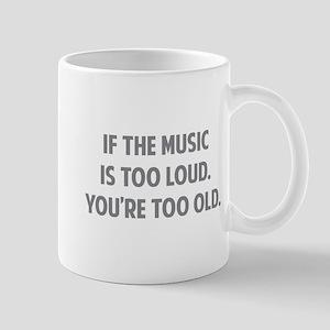 LOUD MUSIC Mug