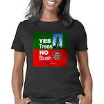 YesTrees-NoBush Women's Classic T-Shirt