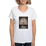 Religious Liberty Women's V-Neck T-Shirt