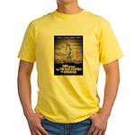 Religious Liberty Yellow T-Shirt
