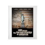 Religious Liberty Throw Blanket