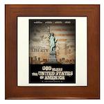 Religious Liberty Framed Tile