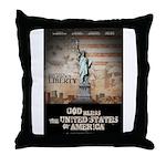 Religious Liberty Throw Pillow