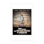 Religious Liberty Sticker (Rectangle 50 pk)