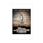 Religious Liberty Sticker (Rectangle 10 pk)