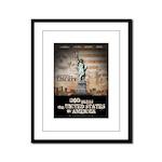 Religious Liberty Framed Panel Print