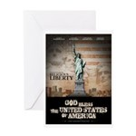 Religious Liberty Greeting Card