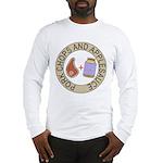 Pork Chops & Applesauce Long Sleeve T-Shirt