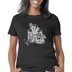 North Woods Sledders on Da Women's Classic T-Shirt