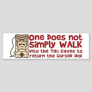 Retro Brady Bunch Sticker (Bumper)