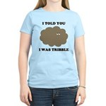 Trouble With Tribbles Women's Light T-Shirt