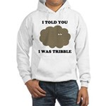 Trouble With Tribbles Hooded Sweatshirt
