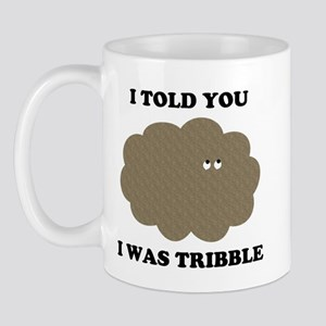 Trouble With Tribbles Mug