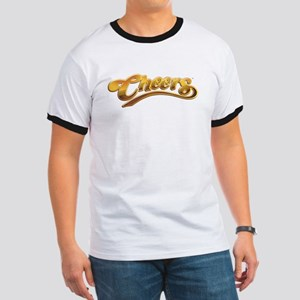 Cheers TV Show Retro Ringer T