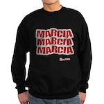 Marcia Marcia Marcia Sweatshirt (dark)