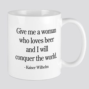 Kaiser Wilhelm Mug