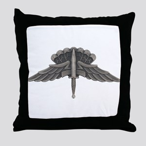 Freefall (HALO) Throw Pillow