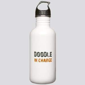 Doodle IN CHARGE Stainless Water Bottle 1.0L