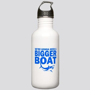 """...Bigger Boat"" Stainless Water Bottle 1.0L"