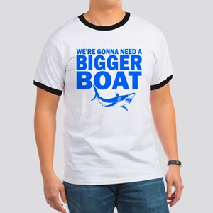 """...Bigger Boat"" Ringer T"