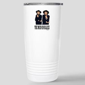 The Men In Black Funny Jewish Mugs