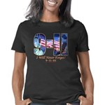 9-11 Never Forget 2 trsp Women's Classic T-Shirt