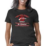 no gun zones 2 d Women's Classic T-Shirt