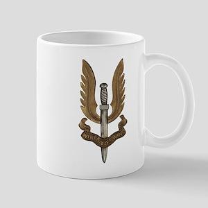 British SAS Mug